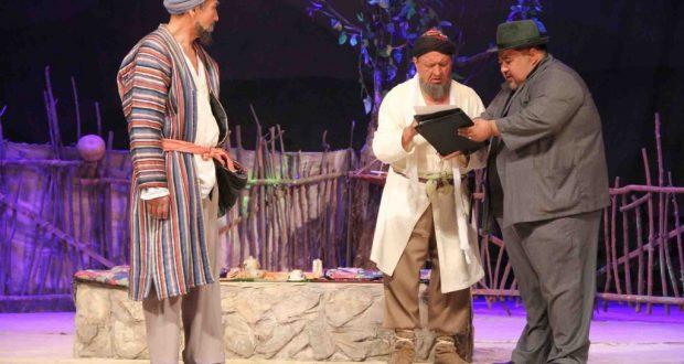 В Казани состоятся гастроли Узбекского национального академического драматического театра