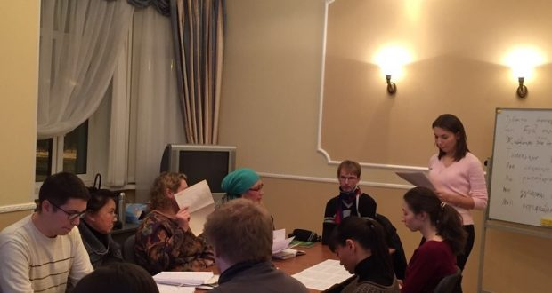 The Center for Kayum Nasyyr KFU in St. Petersburg resumes courses on the study of the Tatar language