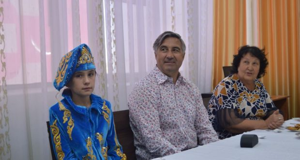 "Chairman of the National Council visited the training center ""Asyl Bala"" in Kyrgyzstan"