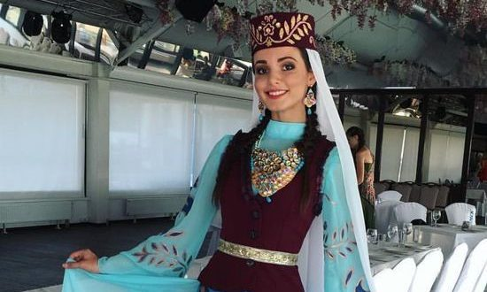 Татарка представит Россию на всемирном конкурсе Miss Grand International