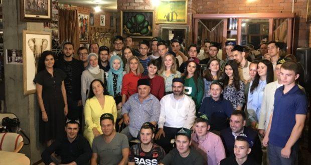 Собрание офицеров при Штабе татар отмечает 20-летие