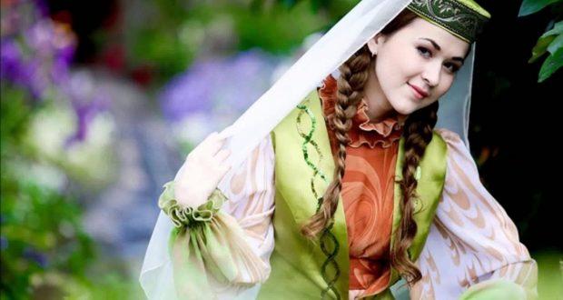 In Mordovia the most beautiful Tatarochka(Tatar girl))  to be chosen