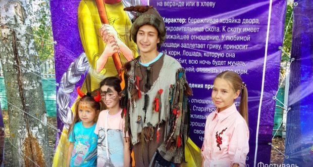 Мордовиядә тәүге тапкыр татар мифологиясе фестивале үтте