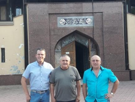Редакция газеты «Туган Як» Ростова-на-Дону посетила ДНР