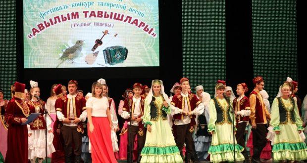 Родные напевы — на фестивале татарской песни в Мордовии