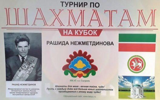 27 октября состоится традиционный турнир на Кубок им. Р. Неджметдинова