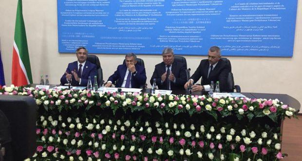 Үзбәкстан татарлары Рөстәм Миңнехановка тәкъдимнәр белән чыкты