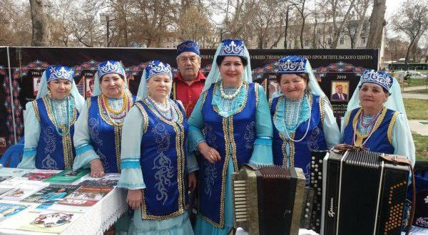 Справочная информация о татарах Республики Узбекистан