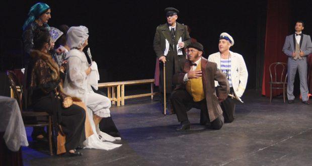 В Оренбурге завершились гастроли Крымско-Татарского музыкально-драматического театра