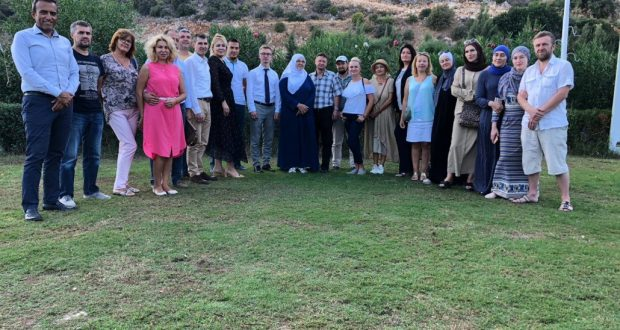 В Турции хотят создать татарский культурный центр
