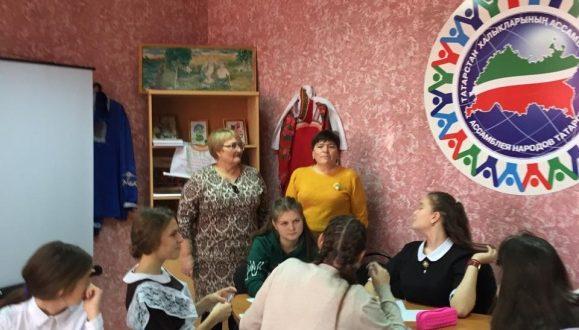 Татарстанның Яңа Чишмә районы акциягә кушылды