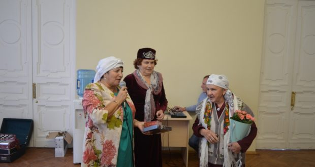В Ярославле ученики воскресной школы по изучению татарского языка порадовали старшее поколение