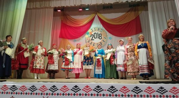 "Tatar grandmother wins  competition ""Ethno-grandmother"""