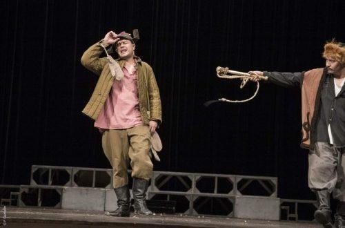 Камал театры «Мәңгелек буран» спектакленең премьерасын әзерли