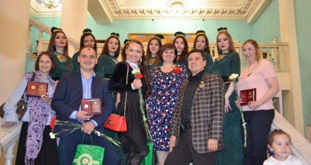 Конгресс татар Челябинской области награждает активистов национально-культурного движения