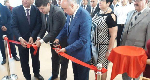 В Ташкенте состоялось торжественное открытие офиса  КФУ в Национальном университете Узбекистана им.М.Улугбека