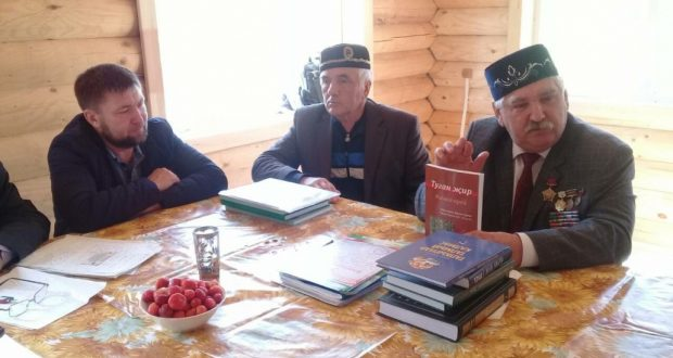 We are one people – the Tatars!