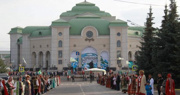 """Bashkortostan accepts applications for the festival of Turkic theaters """"Tuganlyk"""""""