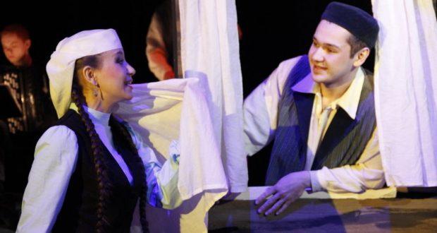 В октябре в Москве состоятся гастроли Татарского театра имени Тинчурина