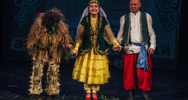 Оренбург өлкәсендә беренче тапкыр «Әбекәй-Матуркай» бәйгесе үтте