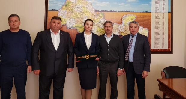 В Оренбурге обсуждались вопросы о сотрудничестве татарских автономий с местными органами государственной власти
