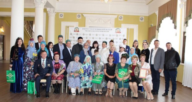 Anniversary of the Congress of Tatars of the Chelyabinsk region continues!