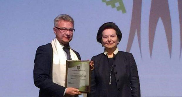 Руководитель Татарской автономии Нижневартовска удостоился премии за вклад в развитие межэтнических отношений