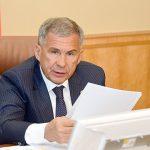 ВИДЕО: Минниханов упрекнул правительство РФ в отсутствии конкретики по нацпроектам