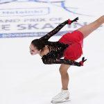 Татарская девушка из Удмуртии Алина Загитова стала победителем III  этапа соревнований Гран-при по фигурному катанию в Хельсинки