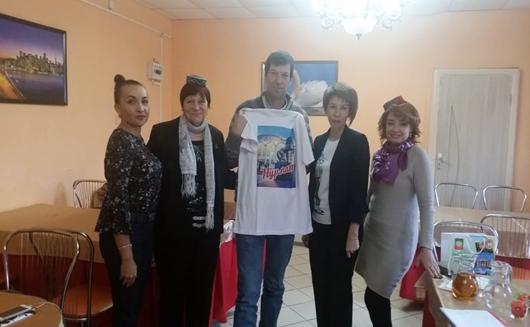 Казанское отделение Всемирного конгресса в гостях у Нурлатцев