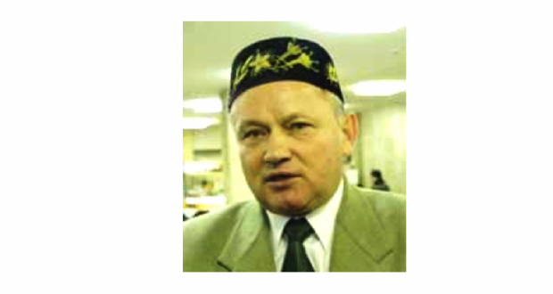 Конгресс татар приносит соболезнования родным и близким Кязыма Дебердеева