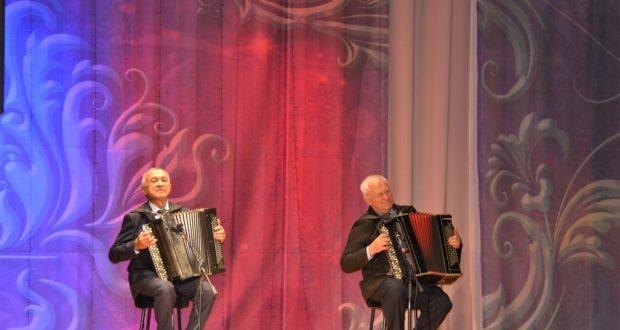 В Йошкар-Оле прозвучали песни татарских композиторов