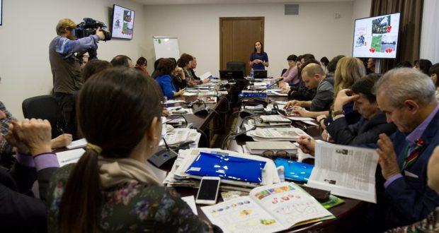 Татарские журналисты из российских регионов прослушали лекции (ФОТО)