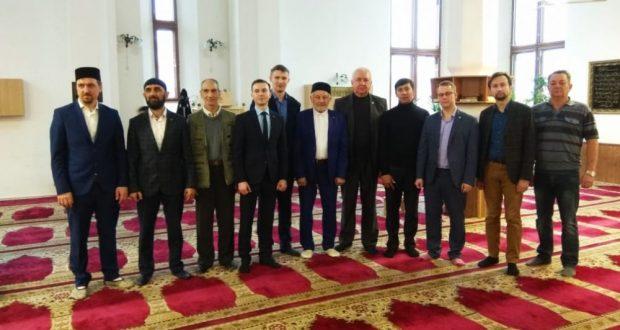Нижгарлар – инициаторы поездки в Дом Дружбы в Иваново