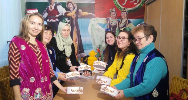 Татары Краснодара во всей красе показали свои традиции