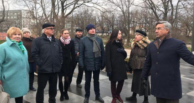 Делегация Татарстана осмотрела место проведения IV Европейского Сабантуя в 2019 году