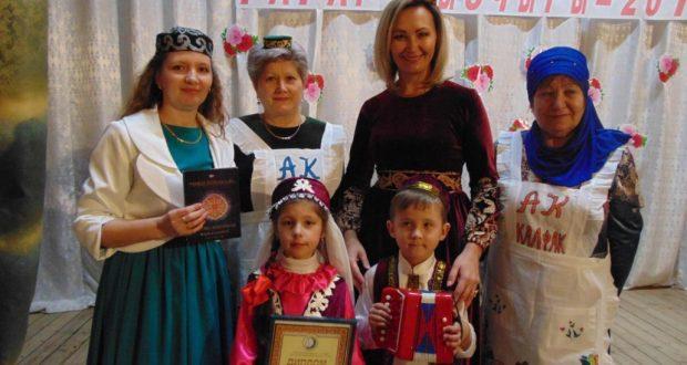 В Пензенской области прошел конкурс «Татар кызчыгы-2018. Нәни энҗеләр»