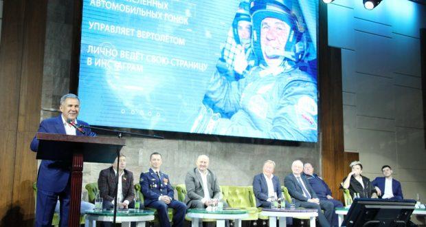 Рөстәм Миңнеханов «Мәскәү – Татарстан күпере» форумы турында: Болай аралашу формасы бик әһәмиятле