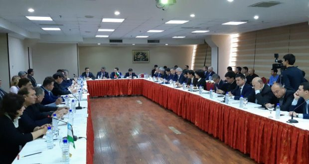 Бизнес-форум Республики Татарстан и Ташкентской области