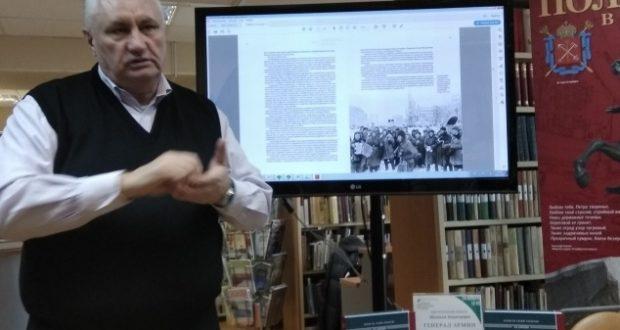 В «Татарской гостиной» состоялась презентация книги Шамиля Ахметшина «Генерал армии Махмут Гареев»