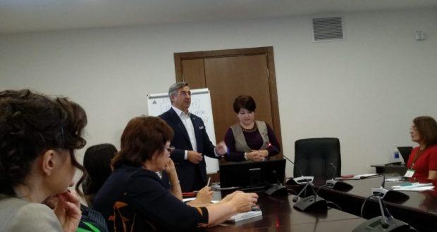 Vasil Shaikhraziev meets with the Tatar regional journalists