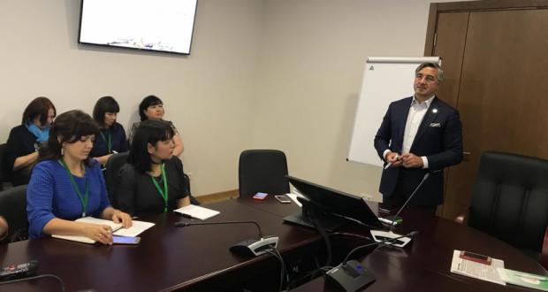 Василь Шайхразиев встретился с татарскими региональными журналистами