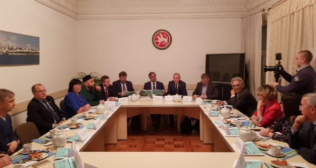 "Vasil Shaykhraziyev to the leaders of the Tatar organizations of the Sverdlovsk region: ""You must first unite"""