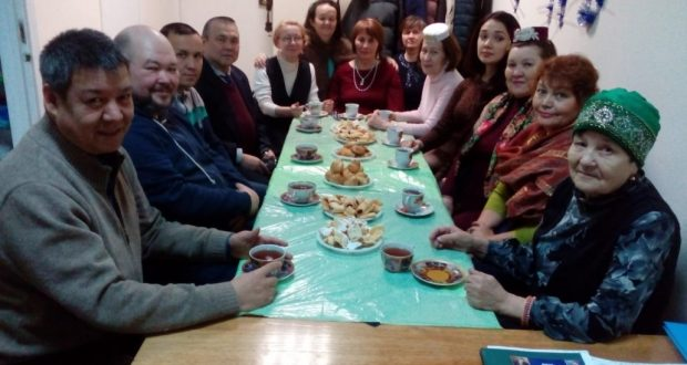 Татар милли-мәдәни мохтарияте һәм «Иртеш» өлкә мәдәният үзәге җыелышты