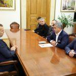 Василь Шайхразиев встретился с врио Губернатора Курганской области Вадимом Шумковым