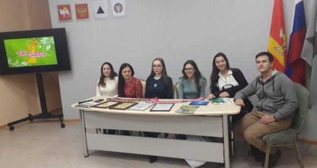 Молодежный клуб «Идель» Магнитогорска встречает гостей