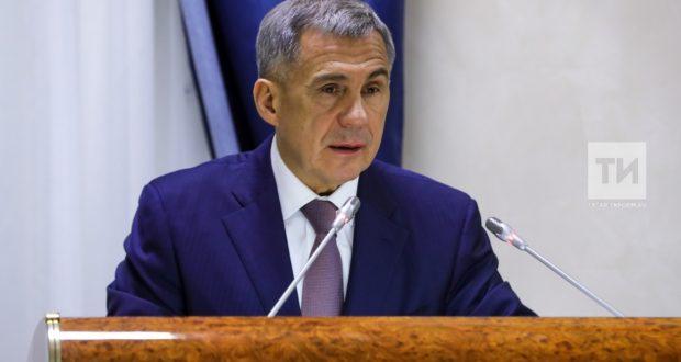 Президент РТ о неиспользовании татарского языка: «Это неуважение к своей нации!»
