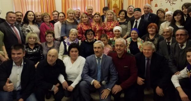 """In 2019, the Tatars movement in the Moscow Region will closely cooperate with the """"Shtab (Headquarters) of the Tatars of Moscow"""""""