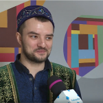 Видео: Татарская община Хабаровска: У татар кровь горячее на 1 градус