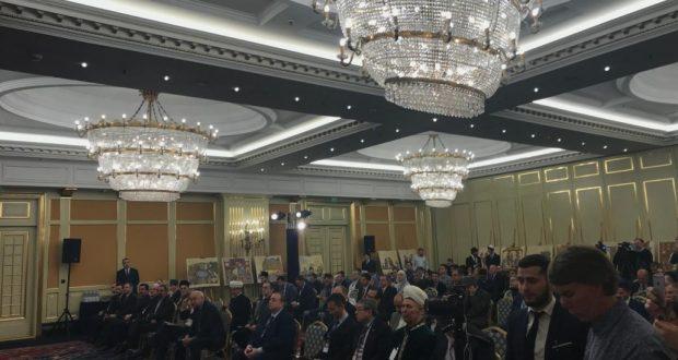 В Москве начала свою работу III Всероссийская научно-теологическая конференция «Чтения имени Шигабутдина Марджани»